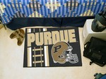 Purdue Boilermakers Starter Rug - Uniform Inspired