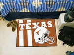 Texas Longhorns Starter Rug - Uniform Inspired