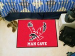 Eastern Washington Eagles Man Cave Starter Rug - Red
