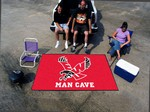 Eastern Washington Eagles Man Cave Ulti-Mat Rug - Red