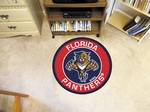 "Florida Panthers 27"" Roundel Mat"