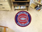 "Montreal Canadiens 27"" Roundel Mat"