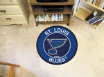 "St. Louis Blues 27"" Roundel Mat"