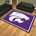 Kansas State University Wildcats 8'x10' Rug