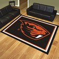 Oregon State University Beavers 8'x10' Rug
