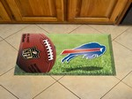 "Buffalo Bills Scraper Floor Mat - 19"" x 30"""