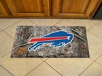 "Buffalo Bills Scraper Floor Mat - 19"" x 30"" Camo"