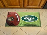 "New York Jets Scraper Floor Mat - 19"" x 30"""