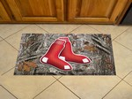 "Boston Red Sox Scraper Floor Mat - 19"" x 30"" Camo"