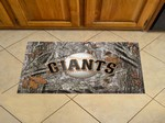 "San Francisco Giants Scraper Floor Mat - 19"" x 30"" Camo"