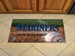 "Seattle Mariners Scraper Floor Mat - 19"" x 30"""