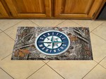 "Seattle Mariners Scraper Floor Mat - 19"" x 30"" Camo"