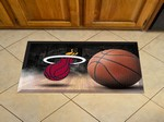 "Miami Heat Scraper Floor Mat - 19"" x 30"""