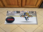 "Florida Panthers Scraper Floor Mat - 19"" x 30"""