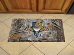 "Florida Panthers Scraper Floor Mat - 19"" x 30"" Camo"