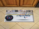 "Washington Capitals Scraper Floor Mat - 19"" x 30"""