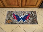 "Washington Capitals Scraper Floor Mat - 19"" x 30"" Camo"