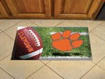 "Clemson University Tigers Scraper Floor Mat - 19"" x 30"""