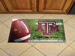 "Texas A&M University Aggies Scraper Floor Mat - 19"" x 30"""