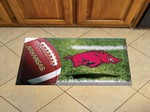 "Arkansas Razorbacks Scraper Floor Mat - 19"" x 30"""