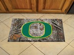"University of Oregon Ducks Scraper Floor Mat - 19"" x 30"" Camo"