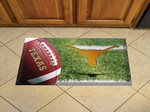 "Texas Longhorns Scraper Floor Mat - 19"" x 30"""