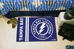 Tampa Bay Lightning Starter Rug - Uniform Inspired