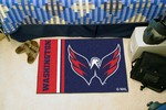Washington Capitals Starter Rug - Uniform Inspired