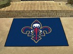 New Orleans Pelicans All-Star Rug