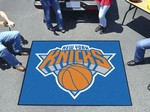 New York Knicks Tailgater Rug