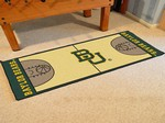 Baylor University Bears Basketball Court Runner