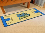 UCLA Bruins Basketball Court Runner