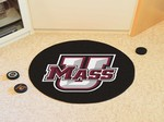 University of Massachusetts Minutemen Hockey Puck Mat