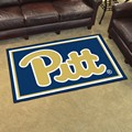 University of Pittsburgh Panthers 4x6 Rug