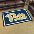 University of Pittsburgh Panthers 5x8 Rug