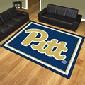 University of Pittsburgh Panthers 8'x10' Rug