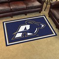 University of Akron Zips 4x6 Rug