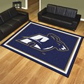 University of Akron Zips 8'x10' Rug