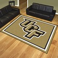 University of Central Florida Knights 8'x10' Rug