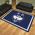University of Connecticut Huskies 8'x10' Rug
