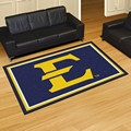 East Tennessee State University Buccaneers 5x8 Rug