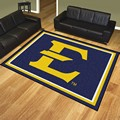 East Tennessee State University Buccaneers 8'x10' Rug