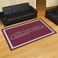 Eastern Kentucky University Colonels 5x8 Rug