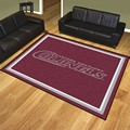 Eastern Kentucky University Colonels 8'x10' Rug