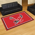 Eastern Washington University Eagles 5x8 Rug