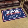 Florida Atlantic University Owls 4x6 Rug