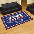Florida Atlantic University Owls 5x8 Rug