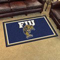 Florida International University Panthers 4x6 Rug