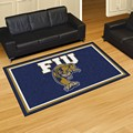 Florida International University Panthers 5x8 Rug