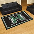 University of Hawaii Warriors 5x8 Rug